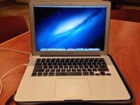 "Selling a 2010 MacBook Air 13.3"" that is in excellent"