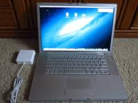 "Fantastic Apple Macbook Pro with a 15.4"" screen for"