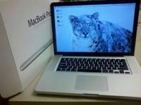 "Apple MacBook Pro 15""/ 2.8 Ghz Core 2 Duo for sale."
