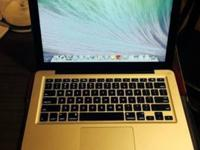 "13""Macbook Pro - Late 2011 version in outstanding"