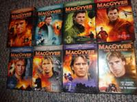 I have for sale MacGyver the complete series. All 7