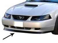 Up for grabs is a Mach 1 Chin spoiler for a 1999-2004