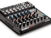 The Alesis MultiMix 8 FireWire machine functions the