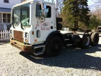 300 mack E7, reman. motor in 05, high mileage but well