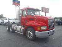 Make: Mack Mileage: 582,827 Mi Year: 2003 Condition: