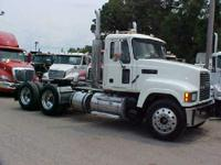 Make: Mack Mileage: 922,344 Mi Year: 2007 VIN Number: