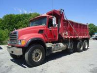 Make: Mack Mileage: 362,840 Mi Year: 2006 VIN Number: