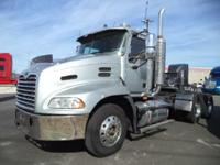 Make: Mack Mileage: 509,666 Mi Year: 2004 VIN Number: