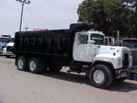 Make: Mack Mileage: 152,568 Mi Year: 1985 Condition:
