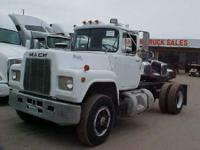 Make: Mack Year: 1989 VIN Number: KW008060 Condition: