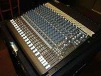 Mackie 1604 VLZ Pro..... 16 Channel Mixer Looks and