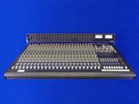This Mackie 24-8 BUS Mixer was one of Mackies most
