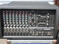 Mackie 808M FR Series Stereo/Main-Mon 8 Channel Powered