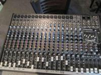 Mackie ProFX22 Mixer 32 Bit S/N: 2036027CPFX0258 Unit