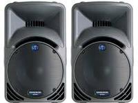 Mackie SRM450 is a great powered PA speaker that gives