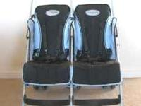 Maclaren Twin Traveller Stroller Price: $45 Used and in