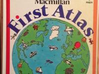 Brand New! Gift Quality! Macmillan First Atlas