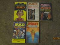 Mad collectible books for sale.  We're Still Using That