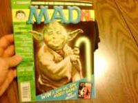 This MAD magazine is in excellent condition and