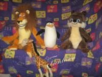 Madagascar-Over The Hedge All for $15.00 Includes: