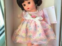 Selling a Madame Alexander Birthday Blonde Doll #27241