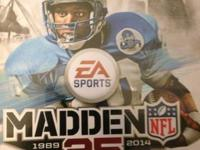 Madden 25 in great condition.