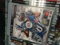 Madden NFL 13 (PS3) If you have any questions please