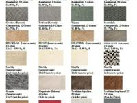 Huntington (South wind) 9 Colors Residential $1.99 Sq.