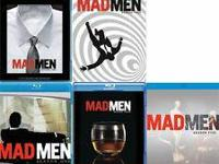 MANMEN SEASON'S 1,2,3,4,5 $40  BOARDWALK EMPIRE SEASON