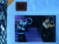 MADONNA in concert color 4x6 photo set of 20 different