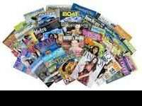 All new back issues,. Discounts for volume buyers you