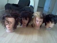 I have 4 maggie heads 2 of them I kinda used but there