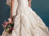 "I am offering my Maggie Sottero ""Capri Marie"" wedding"
