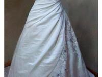 Maggie Sottero Sarchi Wedding Dress New with Tags