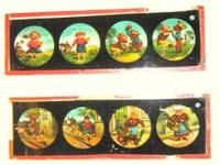 I have 20 Victorian era glass Magic Lantern Slides in
