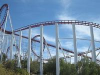 Six Flags Magic Mountain SAVE $21.49 Same Day Tickets.