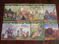 THIS IS THE MAGIC TREE HOUSE SERIES BY... MARY POPE