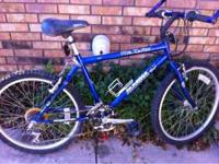 In excellent shape 21 speed men's bike works and rides