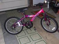 SPRING IS HERE GET A NICE BIKE FOR YOUR LITTLE ONE
