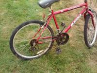 Decent condition Magna 15 speed Bike for sale dont have