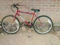 Used very little. Great condition. Good for commuting