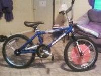 "Brand new Magna Imposter 20"" boys bike. Never used."