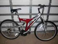 "MAGNA 21 speed mountain bike. Men's 26 "". Very good"