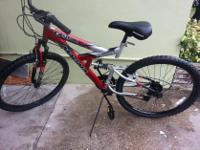 Type:BicycleType:ManSelling Magna Mountain BikeDual