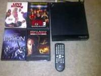 I have an magnavox dvd player with the remote both work