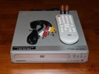This is a Magnavox DVD Player used but in very good