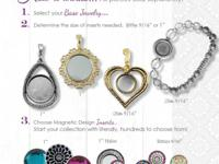 Have fun personalizing your own jewelry with