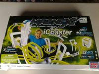 Magnext iCoaster by Mega Bloks...ages 6 & up magnetic