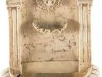 . Amazing ~ Lion Head Wall Fountain.  Item