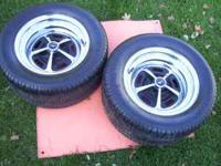 very good condition with bf goodrich tires 265-50x15
